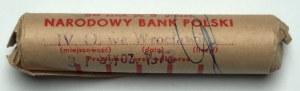 Rulon bankowy 50 x 5 groszy 1971