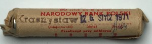 Rulon bankowy 50 x 5 groszy 1962
