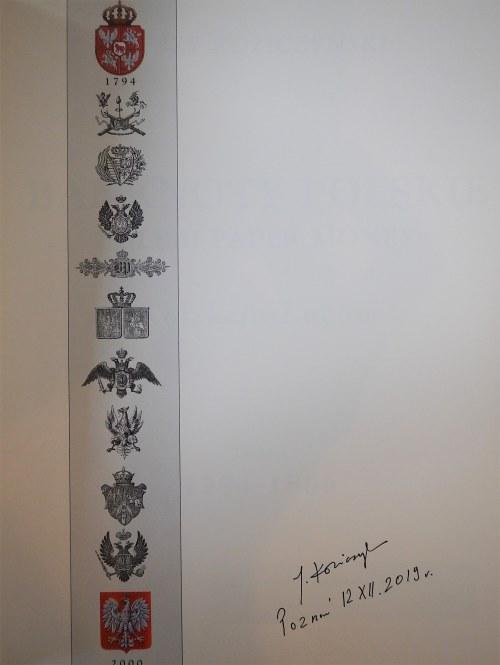 Komplet 6 tomów Kolekcji Lucow - każdy z autografem autora Jerzego Koziczyńskiego