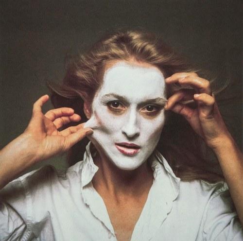 Annie LEIBOVITZ ur. 1949, Meryl Streep, New York City, 1981
