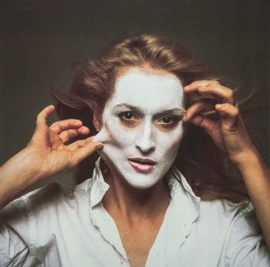 Annie LEIBOVITZ ur. 1949, Meryl Streep, New York City, 1981