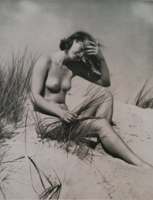 Bruno SCHULZ (1892 - 1942), Nude, 1937
