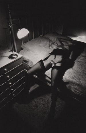 Jeanloup SIEFF (1933 - 2000), Provocative Woman, Paris 1974