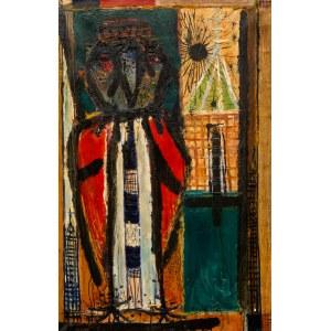 Rajmund ZIEMSKI (1930 - 2005), Ptak II, 1957