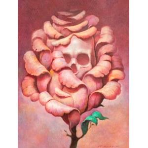 Wiesław WAŁKUSKI ur. 1956, La vie en Rose, 2020