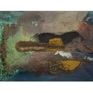 Hilary KRZYSZTOFIAK (1926 - 1979), Bez tytułu, 1962