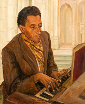 Wlastimil HOFMAN, Organista, 1943