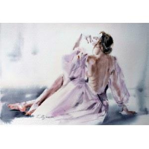 Tatiana Majewska, Balet