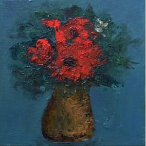 Anna Forycka – Putiatycka, Czerwone kwiaty
