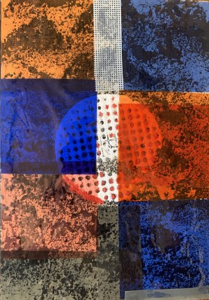 Michał Król - Structuralist, abstract vol2