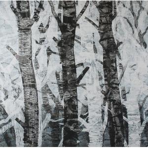 Krzysztof PATALAS (ur.1961), Z cyklu Drzewa, 2016
