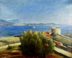 Henryk Hayden (1883-1970), FORT BALAGUIER, lata 30. XX w.