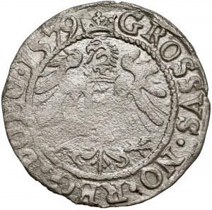 Stefan Batory, Grosz Olkusz 1579 - wąska głowa - rzadki