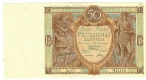 Poland 50 Zlotych 1929
