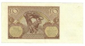 Poland 10 Zlotych 1940