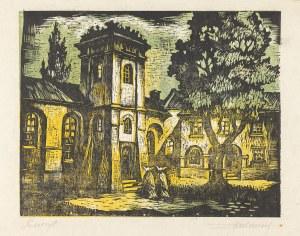 Acedański Zygmunt (1909-1991), Klasztor Benedyktynek we Lwowie