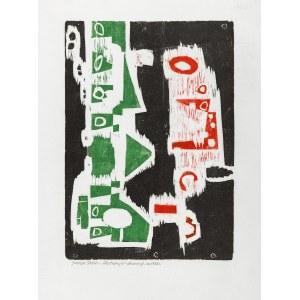 Stern Jonasz (1904-1988), Abstrakcja, ok. 1936