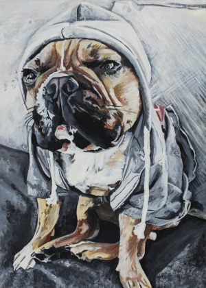 Ilona Foryś (1980), Dog (2016)