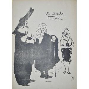 Karol Frycz (1877-1963), Z Wesela Figara, 1904