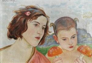 Wlastimil HOFMAN (1881-1970), Muchomory, 1930