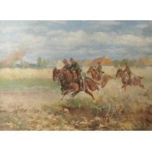 Leonard WINTEROWSKI (1868 lub 1875-1927), Alarm!, 1923