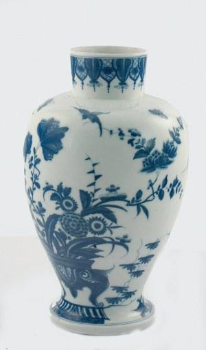 MIŚNIA - Koenigliche Porzellanmanufaktur, Wazon z dekoracją kwiatową