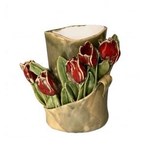 Agata Bącela, Wazon-tulipany