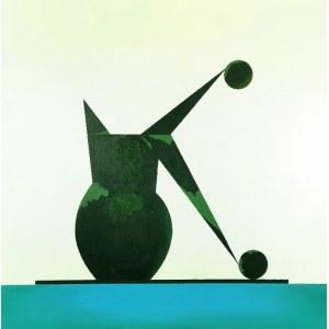 Andrzej TOBIS (ur. 1970), Kwiaty cięte, 2014
