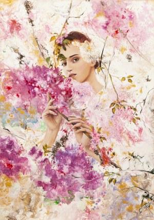 Patrycja Kruszyńska-Mikulska, Cherry blossom, 2020