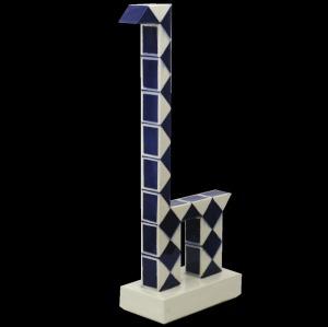 Mariusz Dydo, Rubik's giraffe z cyklu Rubik's zoo | Rubik's giraffe, from the cycle: Rubik's zoo | 2015