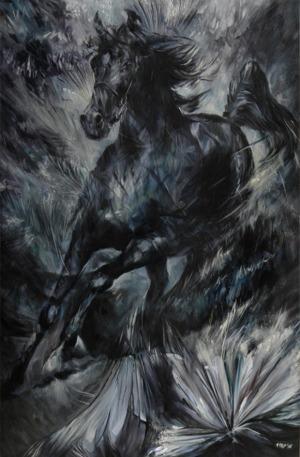 Krystyna Róż - Pasek, Koń XXXXVII