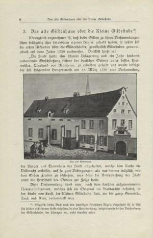 BRUNSTERMANN, Friedrich - Die Geschichte der Kleinen oder St...