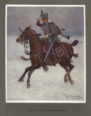 CHEŁMIŃSKI, Jan - L'armée du Duché de Varsovie / par Jan V. Chelminski; text par A. Malibran. Paris 1913, J...