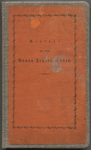 CÖLLN, Friedrich von - Gedanken über die Aufhebung der Erbunterthänigkeit in Schlesien / von dem K. und D. R...