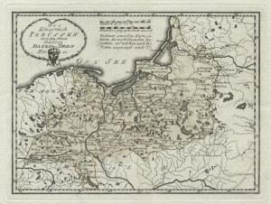 [PRUSY] Reilly, Franz Johann Joseph von - (1) Das Königreich Preussen mit den freien Städten Danzig u. Thorn...