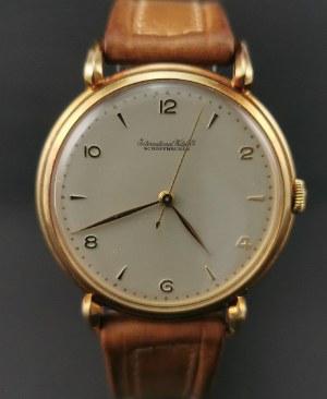 Firma SCHAFFHAUSEN - INTERNATIONAL WATCH COMPANY (czynna od 1868), Zegarek męski naręczny