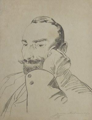 Malczewski Jacek, PORTRET FELIKSA JASIEŃSKIEGO, 1903