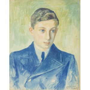 Pronaszko Zbigniew, PORTRET STUDENTA