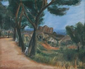 Hayden Henryk, PEJZAŻ Z POŁUDNIA FRANCJI, OK. 1927