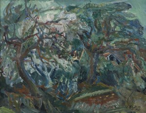 Epstein Henryk, PEJZAŻ, 1927