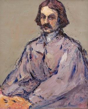 Włodzimierz Terlikowski (1873 wieś pod Warszawą - 1951 Paryż), Portret Bolesława Biegasa