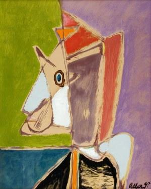 Jankiel Adler (1895-1949), Tajemnicza postać, 1947