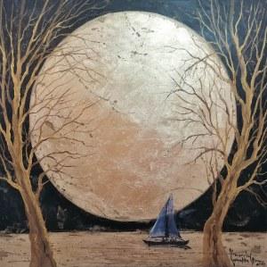 Mariola Świgulska, Księżycowy rejs, 2020