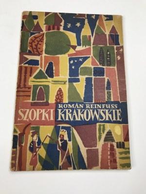 Roman Reinfuss Szopki krakowskie