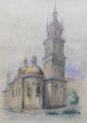 Stanisława Boczarowska (1901 Lwów-1972 Bytom), Katedra we Lwowie