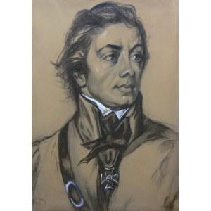 Józef Kidoń (1890 Rudzica – 1968 Warszawa), Portret Tadeusza Kościuszki