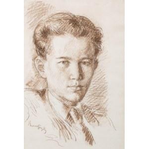 Maurycy Mędrzycki (Mendjizky Maurice) (1890 Łódź- 1951 St. Paul de Vence), Bob Tarcali, 1946