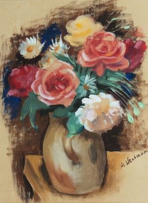 Abraham Weinbaum (1890 Kamieniec Podolski - 1943 Sobibór), Róże i stokrotki