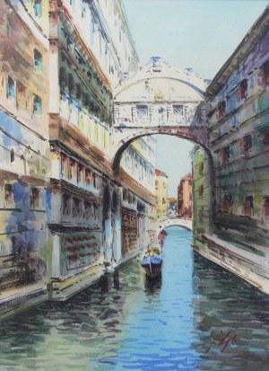 Artysta nieokreślony (XX w.), Wenecja