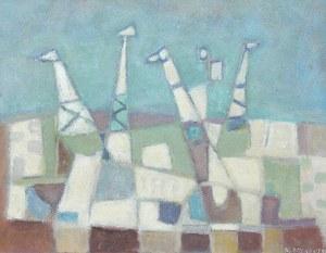 Kazimierz Ostrowski (1917 Berlin-1999 Gdynia), Stocznia